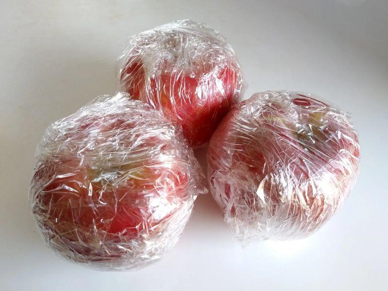りんごを長持ちさせる保存法